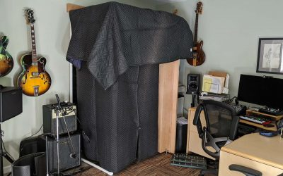 "DIY ""Vocalbooth"" Project"